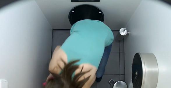 в женском туалете универа фото