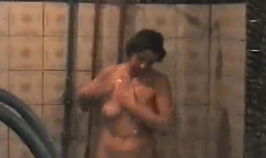 Общая баня скрытая камера