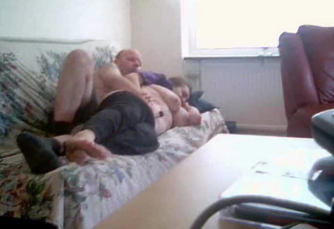 Зрелый секс на скрытую камеру