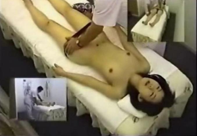 Скрити камера массаж