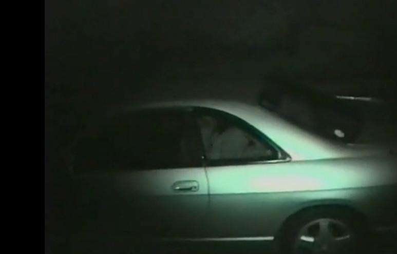 Скрытая камера секс в автомобиле