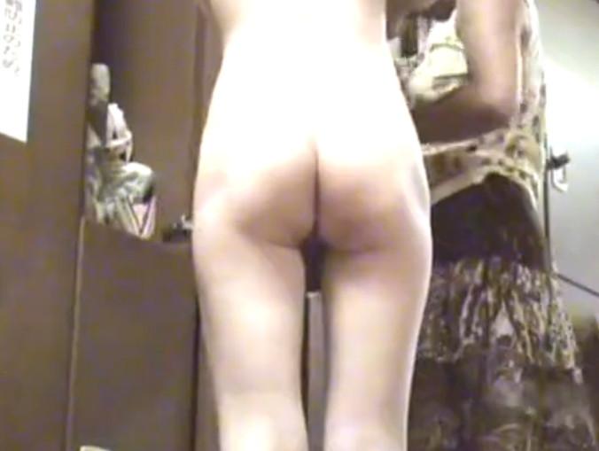 Японская баня скрытая камера
