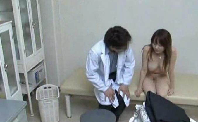 Скрытая камера секс с врачом
